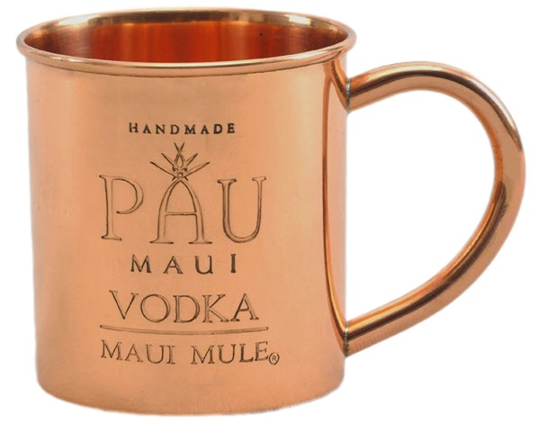 Engraved Solid Copper Mugs